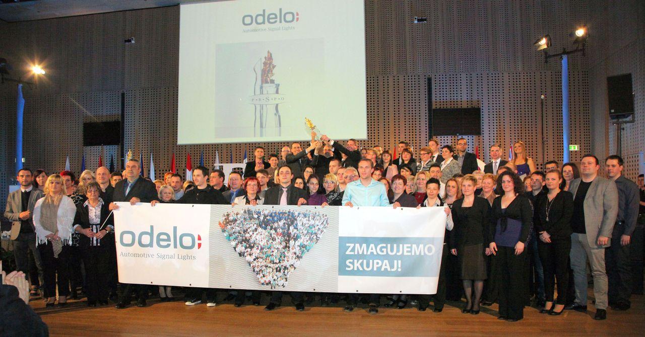 Odelo Slovenija - PRSPO